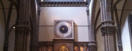 Cattedrale di Santa Maria del Fiore is one of Firenze.