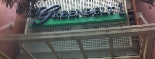 Greenbelt 1 is one of Shank : понравившиеся места.