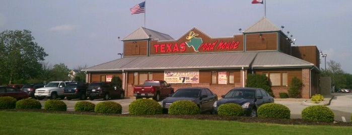 Texas Roadhouse is one of Lieux qui ont plu à SooFab.