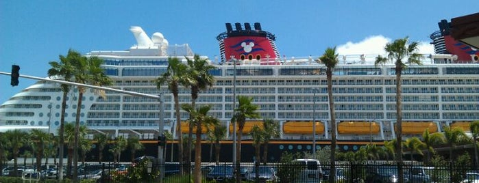 Port Canaveral is one of US TRAVEL FL.