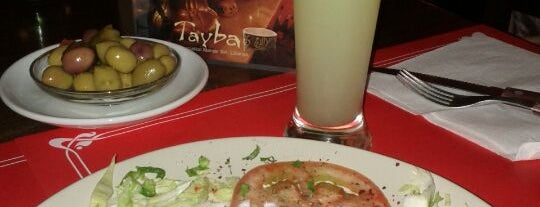 Tayba is one of Restaurantes.