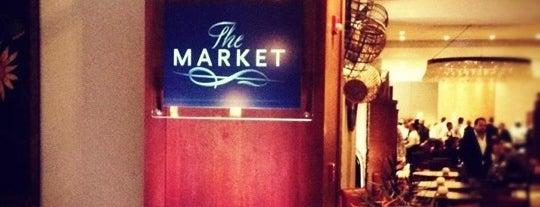 The Market is one of Eduardo : понравившиеся места.