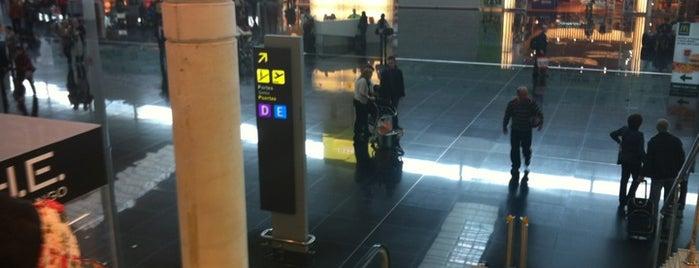 Terminal 1 is one of 101 llocs a veure a Barcelona abans de morir.