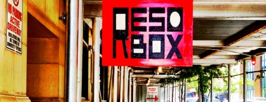 RESOBOX is one of CUPS App.