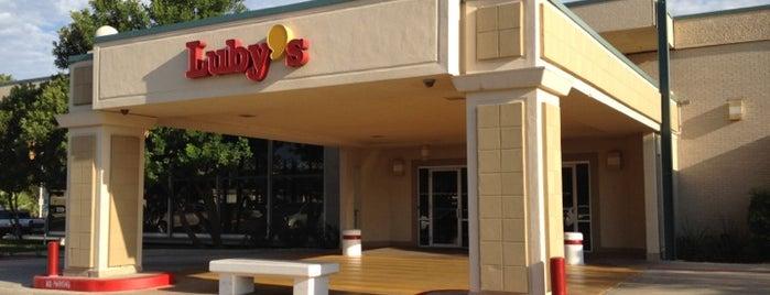 Luby's is one of สถานที่ที่ Raul ถูกใจ.