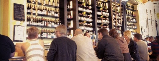 Can Can Brasserie is one of RVAJS Concierge Suggestions.