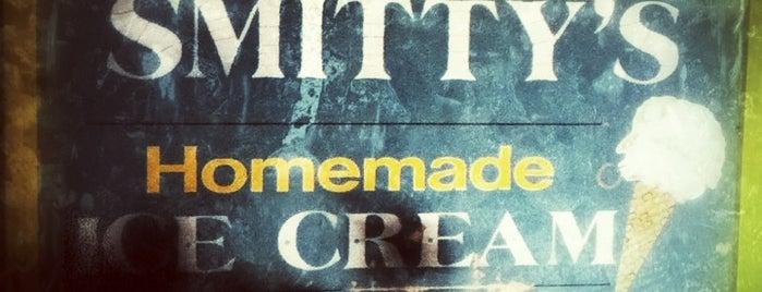 Smitty's Homemade Ice Cream is one of USA.