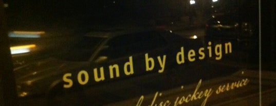 Sound By Design is one of Lieux qui ont plu à Neil.