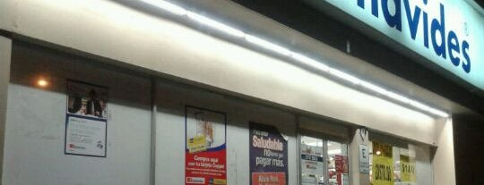 Farmacias Benavides is one of Lugares favoritos de Martin.