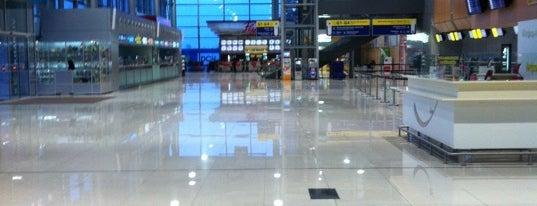 Aeropuerto Internacional de Járkov (HRK) is one of Airports Europe.