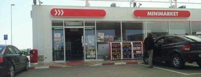 Lukoil | BS Dobanovci jug is one of Lugares favoritos de Yıldırım.