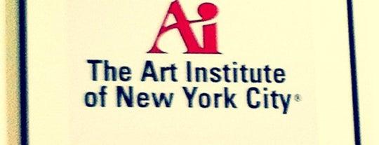 Art Institute of New York City is one of Christopher 님이 좋아한 장소.