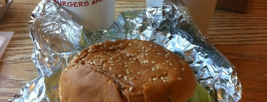 Five Guys is one of New Times' Best Of Broward-Palm Beach 10X.