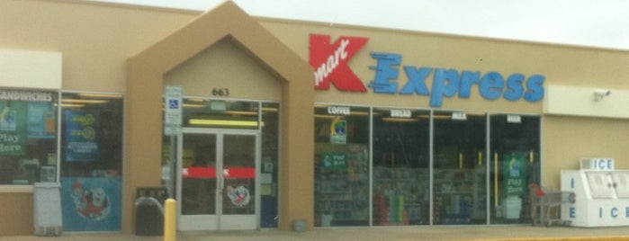 Kmart is one of Best places in Burlington, NC.