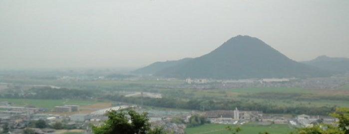 日向山 is one of Locais salvos de Kazuaki.