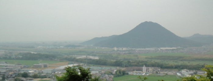 日向山 is one of Posti salvati di Kazuaki.