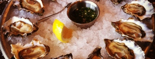Hog Island Oyster Co. is one of Eco Eating North Bay.
