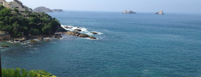 Capella Ixtapa is one of WORLDS BEST HOTELS..
