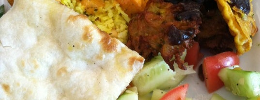 Saffron Indian Cuisine is one of Orte, die Waleed gefallen.