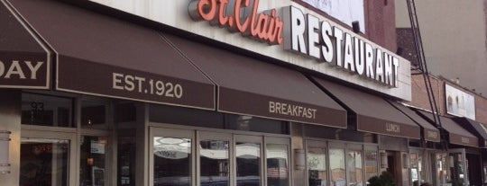 New Saint Clair Restaurant is one of Brooklyn eats.