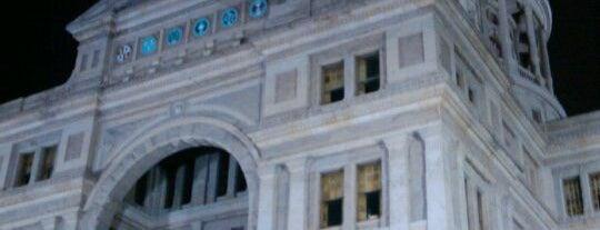 Capitole de l'État du Texas is one of The Crowe Footsteps.