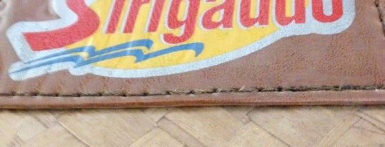 Sirigaddo is one of Melhores Restaurantes.