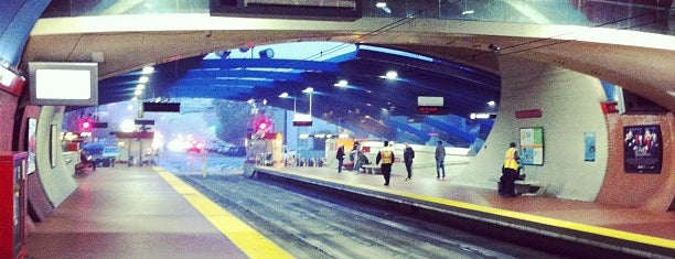West Portal MUNI Metro Station is one of MUNI Metro Stations.