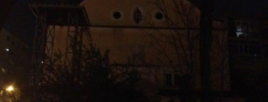 Ayios İoannis Hrisostomos Rum Ortodoks Kilisesi is one of Gezelim Görelim Eski İstanbul.