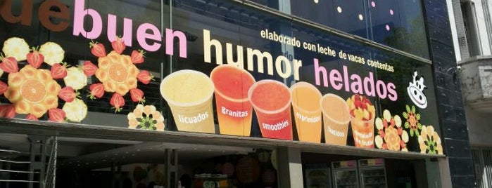 De Buen Humor Helados is one of fungitron.