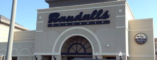 Randalls is one of Ed's Liked Places.