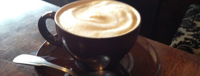 Marine View Espresso is one of Brunch.