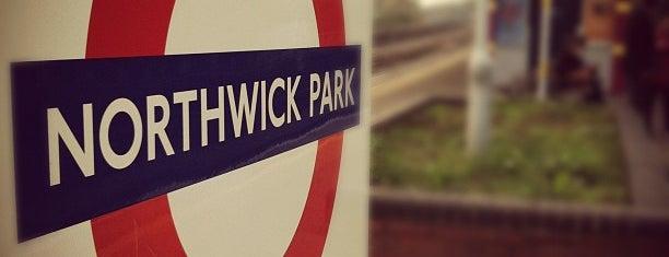 Northwick Park London Underground Station is one of Underground Stations in London.