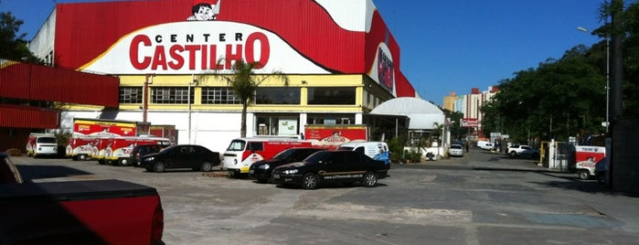 Center Castilho is one of Maita List.