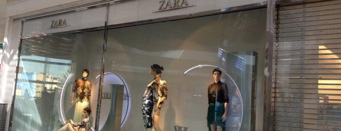 Zara is one of Posti che sono piaciuti a Aura.