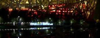 National Stadium (Bird's Nest) is one of Some cool places in China.