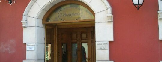 Il Pastificcio is one of Gluten free.
