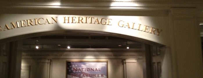 American Heritage Gallery is one of Lindsaye 님이 좋아한 장소.