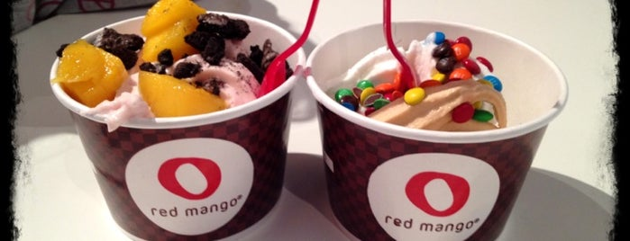 Red Mango is one of Food @ NYC.