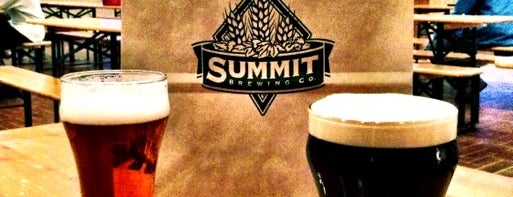 Summit Brewing Company is one of Best US Breweries--Brewery Bucket List.