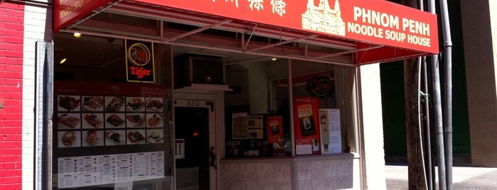 Phnom Penh Noodle House is one of Best Cheap Food in Seattle.