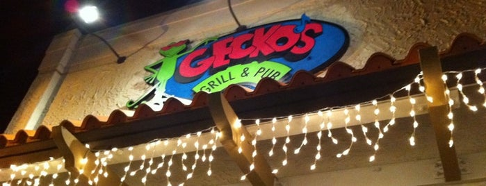 Gecko's is one of Lieux qui ont plu à Michael.