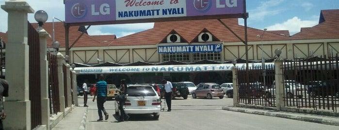 Nakumatt Nyali is one of Fahd 님이 좋아한 장소.