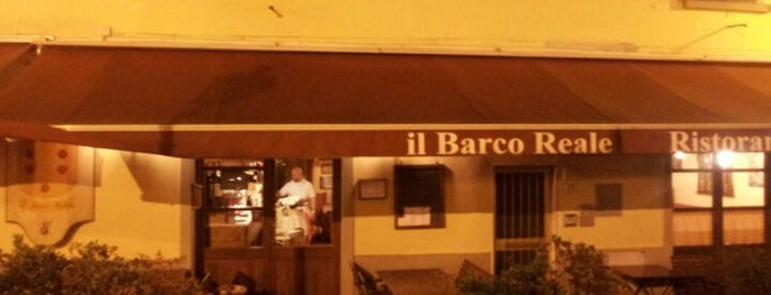 Ristorante 'il Barco Reale' is one of My top in Toscana & Umbria.