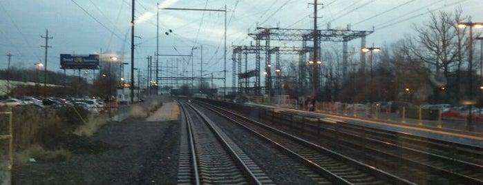 Cornwells Heights Station is one of Greg : понравившиеся места.