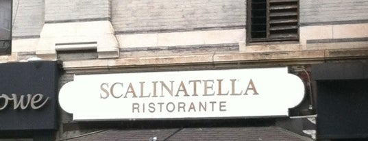 Scalinatella is one of Dinner.