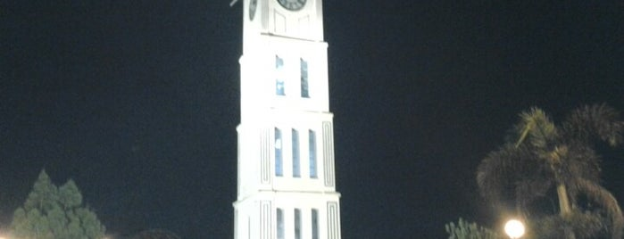 Jam Gadang is one of Indonesia.