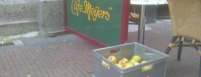 Café Meijers is one of Misset Horeca Aanraders 2012.