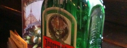 Jager is one of Бары.