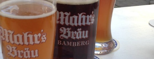Mahrs Bräu is one of Bamberg.