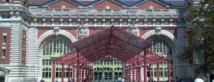 Ellis Island Immigration Museum is one of New York.